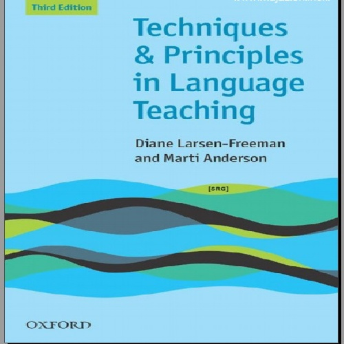 کتاب Techniques & Principles in Language Teaching